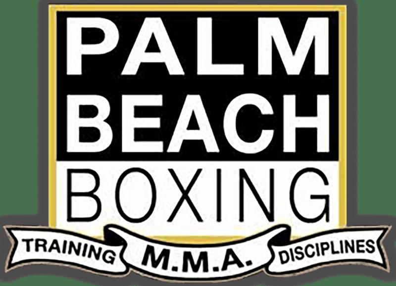 Palm Beach Boxing & MMA Logo